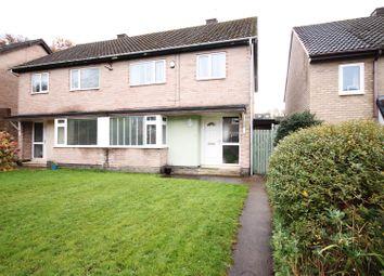 Thumbnail 3 Bedroom Semi Detached House For Sale In Dryburn Hill Framwellgate Moor