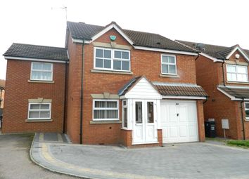 Thumbnail 4 bed detached house for sale in Enville Close, Marston Green, Birmingham