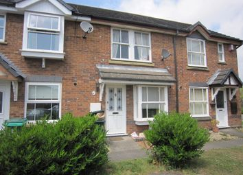 Thumbnail 2 bed terraced house to rent in Lindbergh Close, Newport