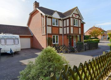 Thumbnail 5 bed detached house for sale in Merrywood Grove, Herne Bay
