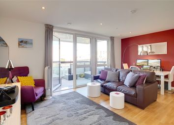 Thumbnail 2 bed flat to rent in Tucana Heights, Cheering Lane, London