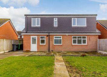 Thumbnail 4 bedroom detached bungalow for sale in Hurstbourne Crescent, Wolverhampton