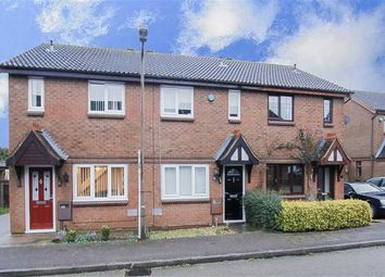 Thumbnail 2 bed terraced house to rent in Fontwell Drive, Racecourses, Bletchley, Milton Keynes
