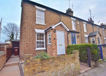 Thumbnail 2 bed end terrace house to rent in Park Road, Bushey, Hertfordshire