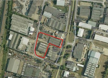 Thumbnail Land for sale in Clifton Road, Huntingdon, Cambs