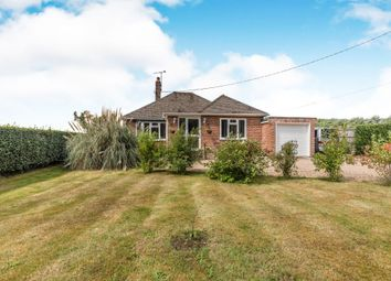 Thumbnail 3 bed detached bungalow for sale in Heather Cottages, Roughton Road, Thorpe Market, Norwich