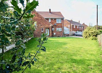 Thumbnail 3 bed semi-detached house for sale in Ridge Balk Lane, Woodlands, Doncaster