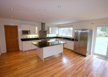 Thumbnail 5 bedroom detached house to rent in Wellington Avenue, Wentworth, Virginia Water