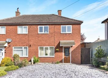 Thumbnail 2 bed semi-detached house for sale in Hawthorne Avenue, Tamworth, Staffordshire