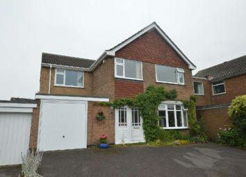 Thumbnail 4 bed detached house for sale in Maurice Drive, Countesthorpe, Leicester