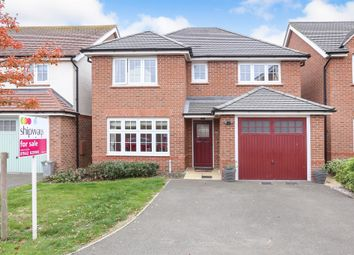 Thumbnail 4 bedroom detached house for sale in Conference Way, Stourport-On-Severn