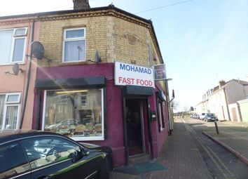 Thumbnail 4 bedroom flat for sale in Gladstone Street, Peterborough