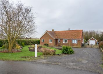 Thumbnail 3 bed bungalow for sale in Thorpe Bank, Little Steeping, Spilsby