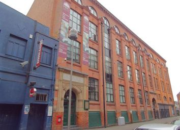 Thumbnail 1 bed flat for sale in Yeoman Street, Leicester, Leicestershire