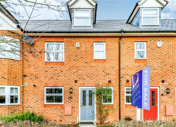 Thumbnail 3 bed terraced house for sale in Horton Crescent, Epsom
