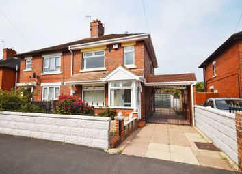 Thumbnail 3 bed semi-detached house for sale in Kyffin Road, Stoke-On-Trent