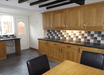 Thumbnail 2 bed property to rent in West Terrace, Hucknall