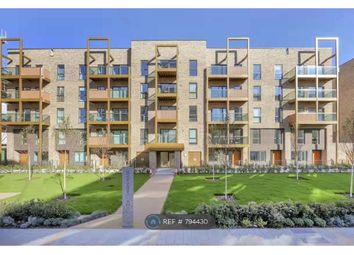 Thumbnail 1 bed flat to rent in Lassen House, London