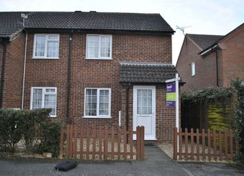 Thumbnail 2 bed town house for sale in Edward Close, Oadby
