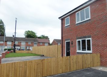 Thumbnail 3 bed end terrace house to rent in Horrocks Close, Huyton, Liverpool