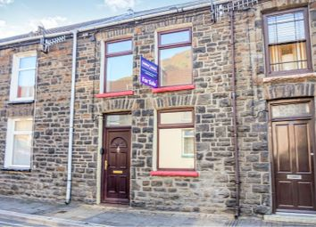 Thumbnail 3 bed terraced house for sale in Miskin Road, Tonypandy
