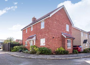 Thumbnail 3 bed detached house for sale in Eldridge Close, Clavering, Saffron Walden
