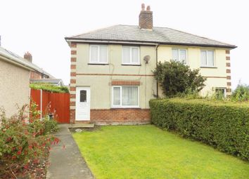 Thumbnail 2 bedroom semi-detached house for sale in Groesffordd, Dwygyfylchi, Penmaenmawr