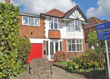 Thumbnail 4 bed detached house for sale in Littlegreen Road, Woodthorpe, Nottingham