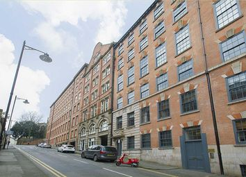 Thumbnail 1 bed flat for sale in 1A Hollowstone, Nottingham