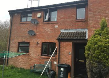 Thumbnail 1 bed maisonette for sale in Speedwell Close, Swindon
