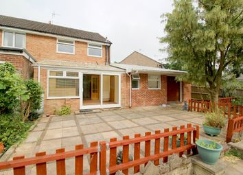 Thumbnail 3 bedroom semi-detached house to rent in Woodthorpe Gardens, Sarisbury Green, Southampton