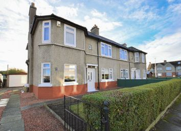 Thumbnail 2 bed flat for sale in South Avenue, Renfrew