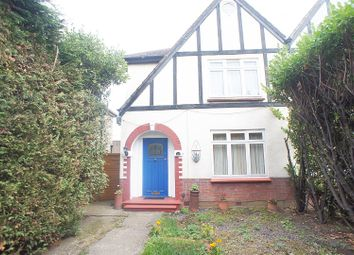 Thumbnail 3 bed semi-detached house for sale in Great Cambridge Road, Cheshunt, Waltham Cross