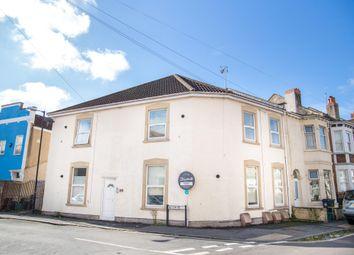 Thumbnail 2 bedroom flat for sale in Belton Road, Easton, Bristol