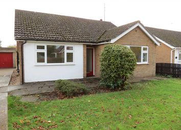 Thumbnail 3 bed detached bungalow to rent in Witham Road, Woodhall Spa