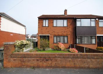 Thumbnail 3 bed semi-detached house to rent in Rookery Avenue, Ashton-In-Makerfield, Wigan