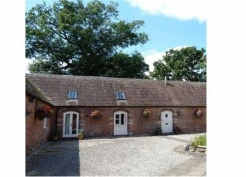 Thumbnail 2 bed barn conversion to rent in Netley Old Hall Farm, Netley, Shrewsbury