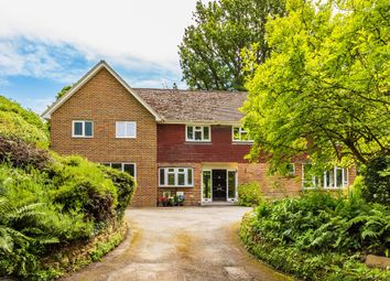 West Hill, Dormans Park, East Grinstead RH19. 5 bed detached house for sale