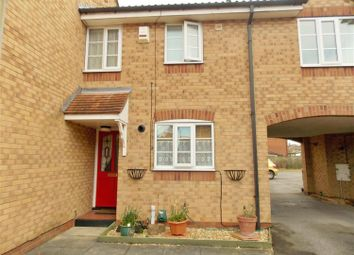 Thumbnail 2 bed terraced house for sale in Rockingham Crescent, Grimsby