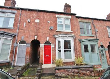 Thumbnail 3 bed terraced house for sale in Onslow Road, Greystones, Sheffield
