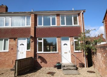 Thumbnail 3 bed end terrace house for sale in Crosswell Close, North Petherton, Bridgwater