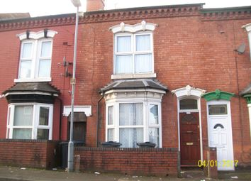 Thumbnail 3 bed terraced house for sale in Bevington Road, Aston