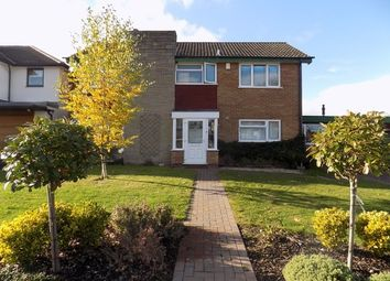 Thumbnail 4 bed detached house to rent in Knightlow Road, Harborne, Birmingham