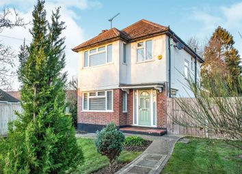 Thumbnail 3 bed detached house for sale in Strangeways, Watford