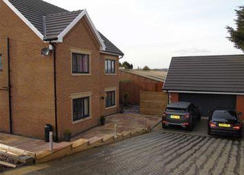 Thumbnail 5 bedroom detached house for sale in Tawe Road, Llansamlet, Swansea