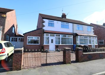 Thumbnail 4 bedroom semi-detached house for sale in Ilfracombe Road, Offerton, Stockport
