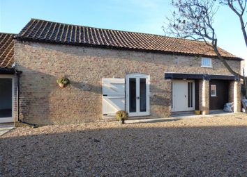 Thumbnail 3 bedroom barn conversion for sale in Tiggers Orchard, Wragby, Market Rasen