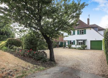 Thumbnail 4 bed detached house for sale in Oundle Road, Orton Longueville, Peterborough