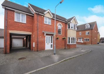 Thumbnail 4 bed detached house for sale in Stanford Road, Thetford