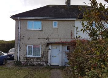 Thumbnail 2 bed semi-detached house for sale in Brynsierfel, Llanelli